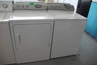 $599, Cheap Appliances GE Washer  Gas Dryer