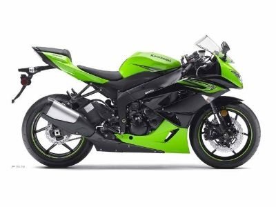 2011 Kawasaki Ninja ZX -6R SuperSport Motorcycles Laurel, MD