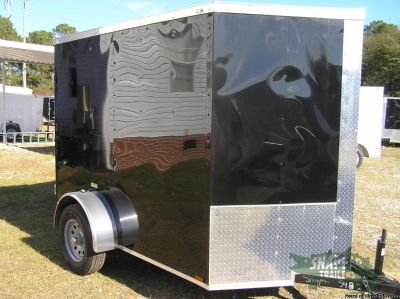 ENCLOSED Trailer for SALE! 6'x8 New Enclosed Trailer