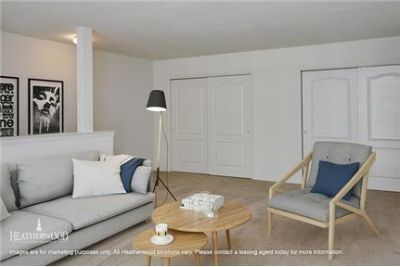1 bedroom Apartment - The unique park like setting of this newly renovated gated community. Pet OK!