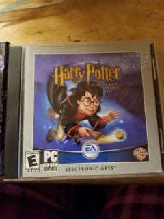Harry Potter computer game