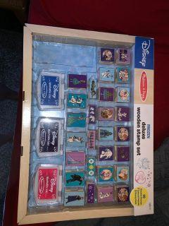 Kids Frozen Stamp set