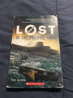 Lost in the Pacific, 1942 Book