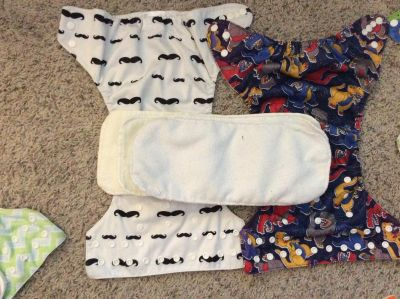 Ecoable Cloth Diapers