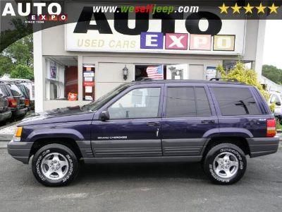 1997 Jeep Grand Cherokee TSi (BLUE)