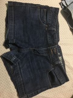 Mossimo (Target) Brand Jean Shorts