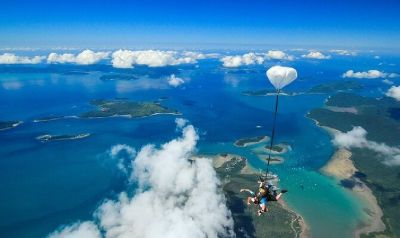 Two Certificates for Tandem Skydive at SkydiveTheRock.com