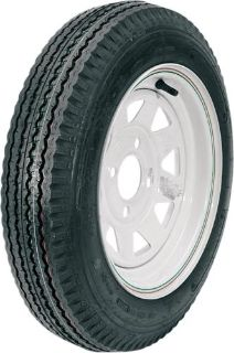 Purchase Trailer Tire/Wheel Assembly - 4-Ply Rated - Load Range B - 4.80-8 - 4 Hole 30000 motorcycle in Loudon, Tennessee, US, for US $44.83