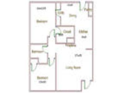 Crosswinds Condominiums - Two BR One BA Flat