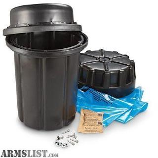 For Sale: MTM Case-Gard Survivor Ammo Can - SAC Cache Storage