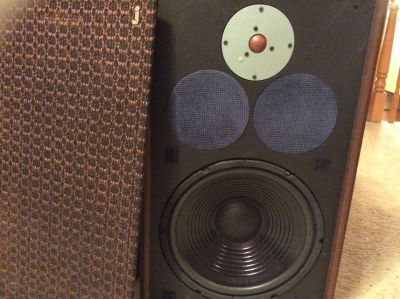 Jensen #5 Speakers