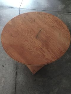 Sturdy Wooden table