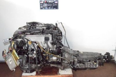 Buy JDM Supra 2JZ-GTE Turbo Toyota Aristo GS300 Non VVT-i Engine Auto Trans Wire ECU motorcycle in Franklin Park, Illinois, United States, for US $3,259.00
