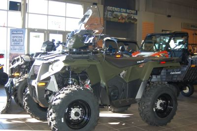 2019 Polaris Sportsman 570 ATV Utility Sturgeon Bay, WI