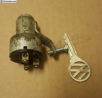 58-59 Ignition Switch 3 Screw Terminal