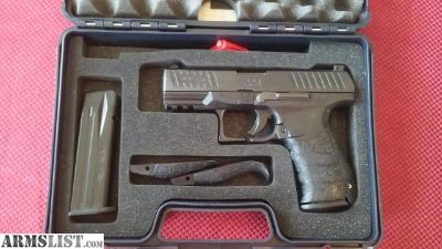 For Sale/Trade: Walther PPQ M1 in 9mm