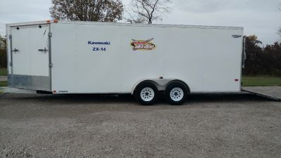2010 OTHER LIGHTNING SNOWMOBILE TRAILERS