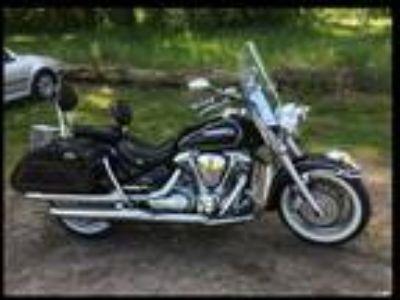 2000 Yamaha XV1600 WildStar Silverado
