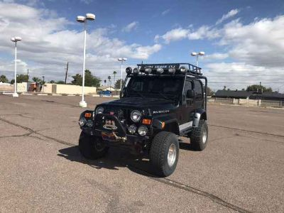 Used 2003 Jeep Wrangler for sale