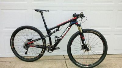2014 TREK Superfly FS 9.8 SL