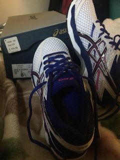 Nwt and box bought wrong size 8.5