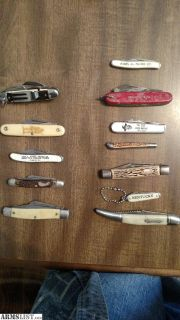 For Sale: Colonial/frontier/ranger knife collection