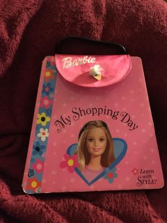 Barbie - My Shopping Day Board Book