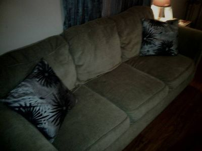 Ashley Brand couch  loveseat