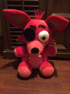 Jumbo Foxy from Five Nights at Freddy s