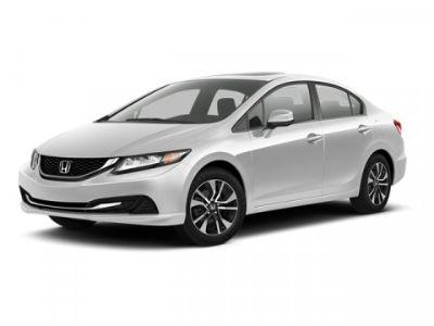 2013 Honda Civic EX (Charcoal)