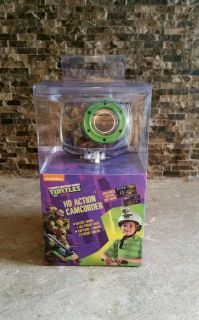 Brand New TMNT HD Action Camcorder