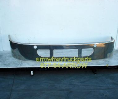 Find Freightliner 2008 & Newer Cascadia Bumper: Clad Aluminum Blemished Surplus motorcycle in Baldwin Park, California, US, for US $5.00