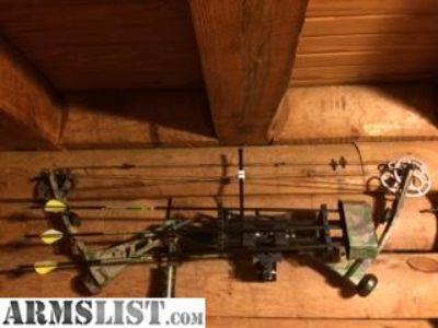 For Sale/Trade: Darton bow