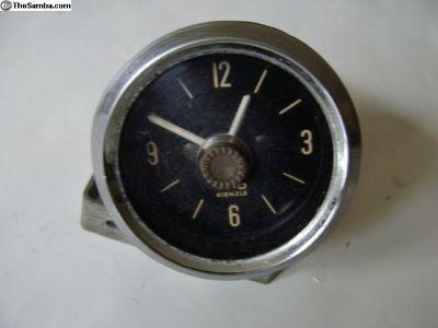 Karmann Ghia Clock