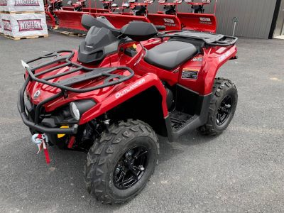 2018 Can-Am Outlander XT 570 Utility ATVs Grantville, PA