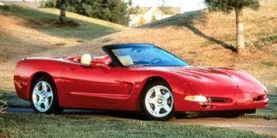 1999 Chevrolet Corvette Base (Light Pewter Metallic)