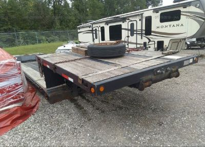2000 TRAIL KING FLATBED