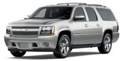 2009 Chevrolet Suburban LTZ 1500 (Dark Blue Metallic)