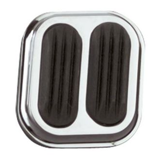 Sell New Lokar SG-6009 Chrome Dimmer Switch Cover, Chevy/Ford, Textured Rubber Pad motorcycle in Lincoln, Nebraska, US, for US $19.99