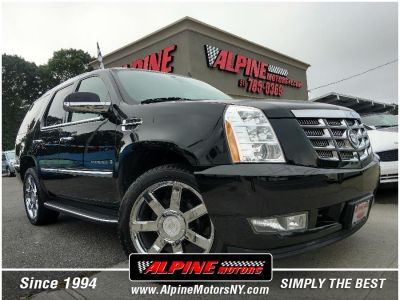 2009 Cadillac Escalade Base (Black Raven)