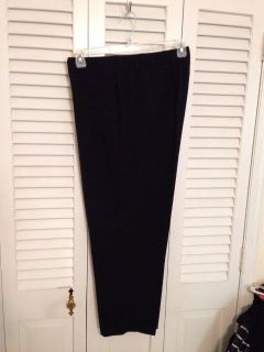 Jaclyn Smith black dress pants. Pick up at Target in McCalla on Thursdays 5:15 to 6:00pm.