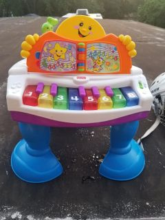 Fisher price learing table