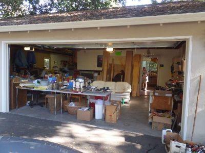 60+ Years Los Altos Garage & Workshop..