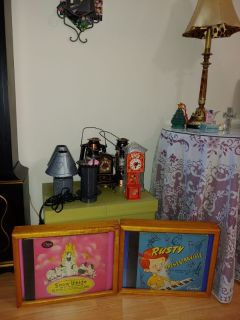 Collectibles in Clearwater 2 Bedroom..