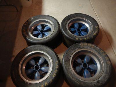 American Racing 200 S Wheels