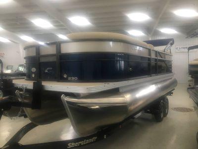 2018 Crest CREST II 230 SLC TRI-TOON Pontoons Boats Kaukauna, WI