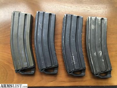 For Sale: Pre-Ban AR-15/M-16 USGI 30rd Magazines with Magpul Plates and Follower