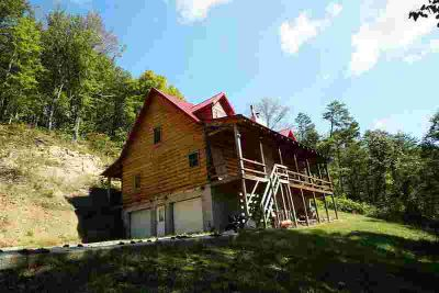 17136 Arthur Lane Catlettsburg Four BR, Check out this LOG HOME