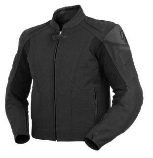 Purchase Fieldsheer Air Speed 2.0 Leather XL Black Motorcycle Jacket Xlarge motorcycle in Ashton, Illinois, US, for US $314.99