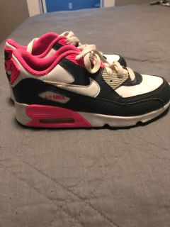 Nike Air Max- youth size 2